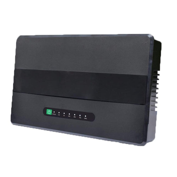 Ratel 8100 Micro Dc Ups-powers Fibre Cpe & Modem And Usb Output
