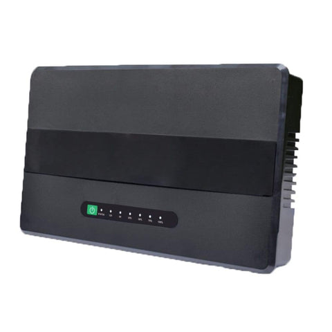 Ratel 8100 Micro Dc Ups-powers Fibre Cpe & Modem And Usb Output - Security and More