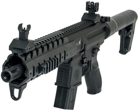 Sig Sauer Mpx 30rd | . 177 Cal Pellet Assault Rifle