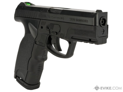 STEYR MANNLICHER M9-A1 CO2 | BB GAS GUN | 19 SHOT BB | ACCESSORY RAIL | 407-450FPS !