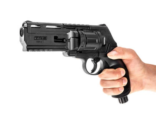 Umarex T4E HDR 50 Home Self Defence Revolver | 50Cal Shooter | Complete Kit