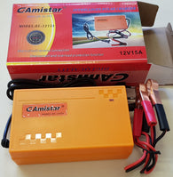 G-Amistar 12v 15A Intelligent Pulse Charger