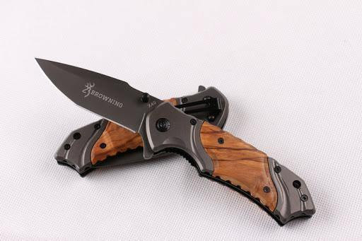 Browning Pocket Knife X49 - Security and More