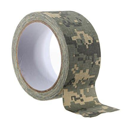 Camo Insulated Adhesive Tape Shooting Hunting Paintball Photography 5cm x 10m - Security and More