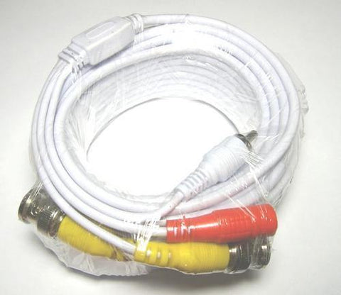 CCTV Camera cable 20m - Security and More