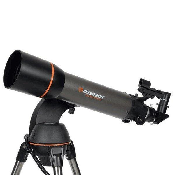Celestron NexStar 102 SLT Refractor Telescope - Security and More
