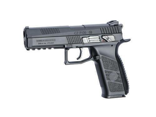 CZ P-09 | PELLET VERSION | ASG-17537 - Security and More