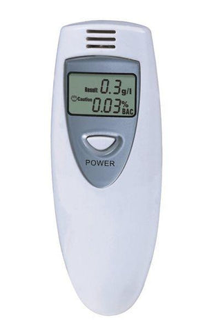 Digital Breath Alcohol Tester 1602 NEW - Security and More