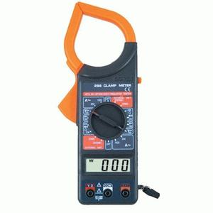 Digital Clamp Meter D266 - Security and More