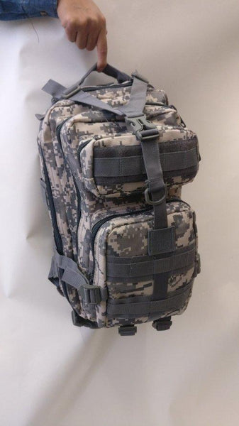 Durable Outdoor Tactical Backpack Military Tactical Backpack - Security and More