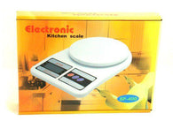Electronic Electronic Kitchen Scale Over-Load/Low Battery Indicator - Security and More
