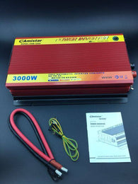 G-Amistar 3000w Modified Sine Wave Inverter 12v Dc To 220v Ac Inverter - Security and More