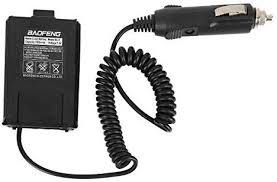 Baofeng UV-5R Battery Eliminator - Security and More