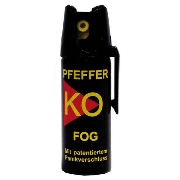 LARGE KO PEPPER SPRAY -100ml jet or fog available in bulk