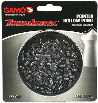 GAMO Pellets 4.5MM Tomahawk (750)