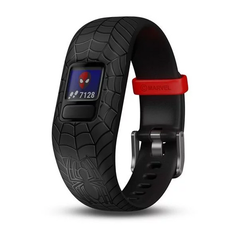 Garmin vivofit jr. 2 Adjustable Spider-Man Black