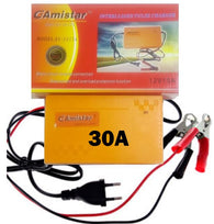 G-Amistar 12v 30A Intelligent Pulse Charger