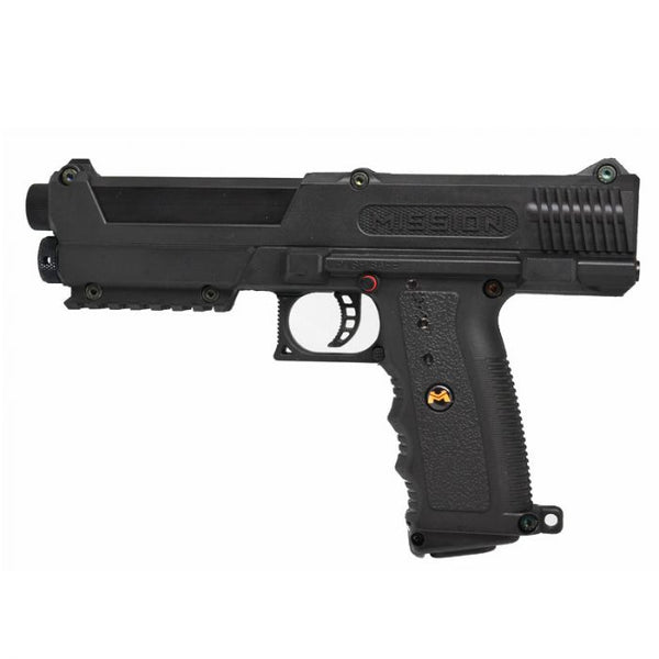 Mission Less Lethal TPR Semi-Auto Self-Defence Pistol - Black - **Kit**