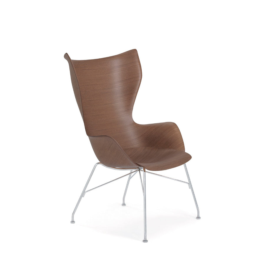 Sillon K/Wood de Kartell