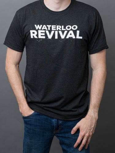 Black Waterloo Revival Tshirt