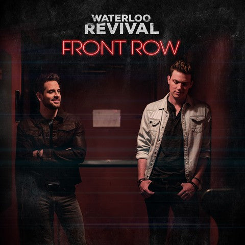 Front Row EP - CD