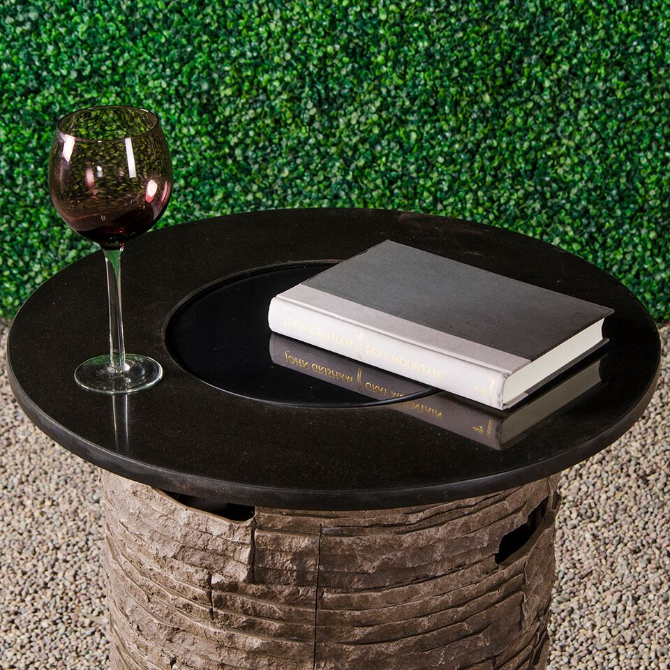 Bond Stonebrook Fire Side Table