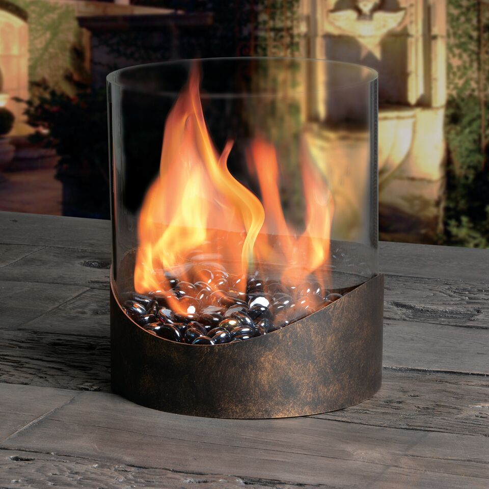 Bond Roxbury Table Fire Firebowl