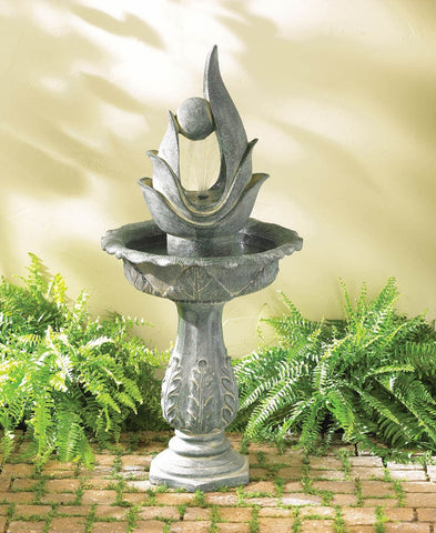 Artistic Outdoor Fountain - Floor Fountain - DynamicWaterFeatures