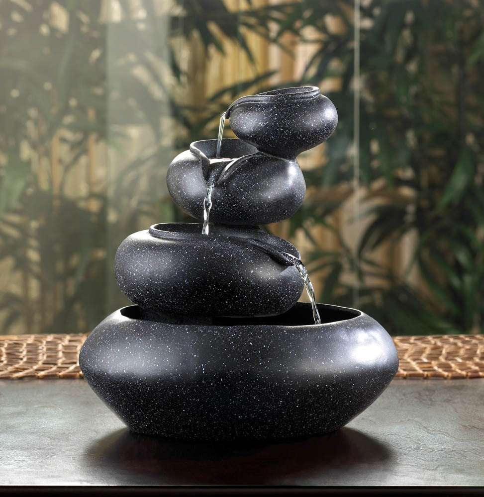 Calming Influence Tabletop Fountain