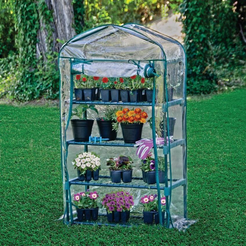 Bond 4-Tier Greenhouse