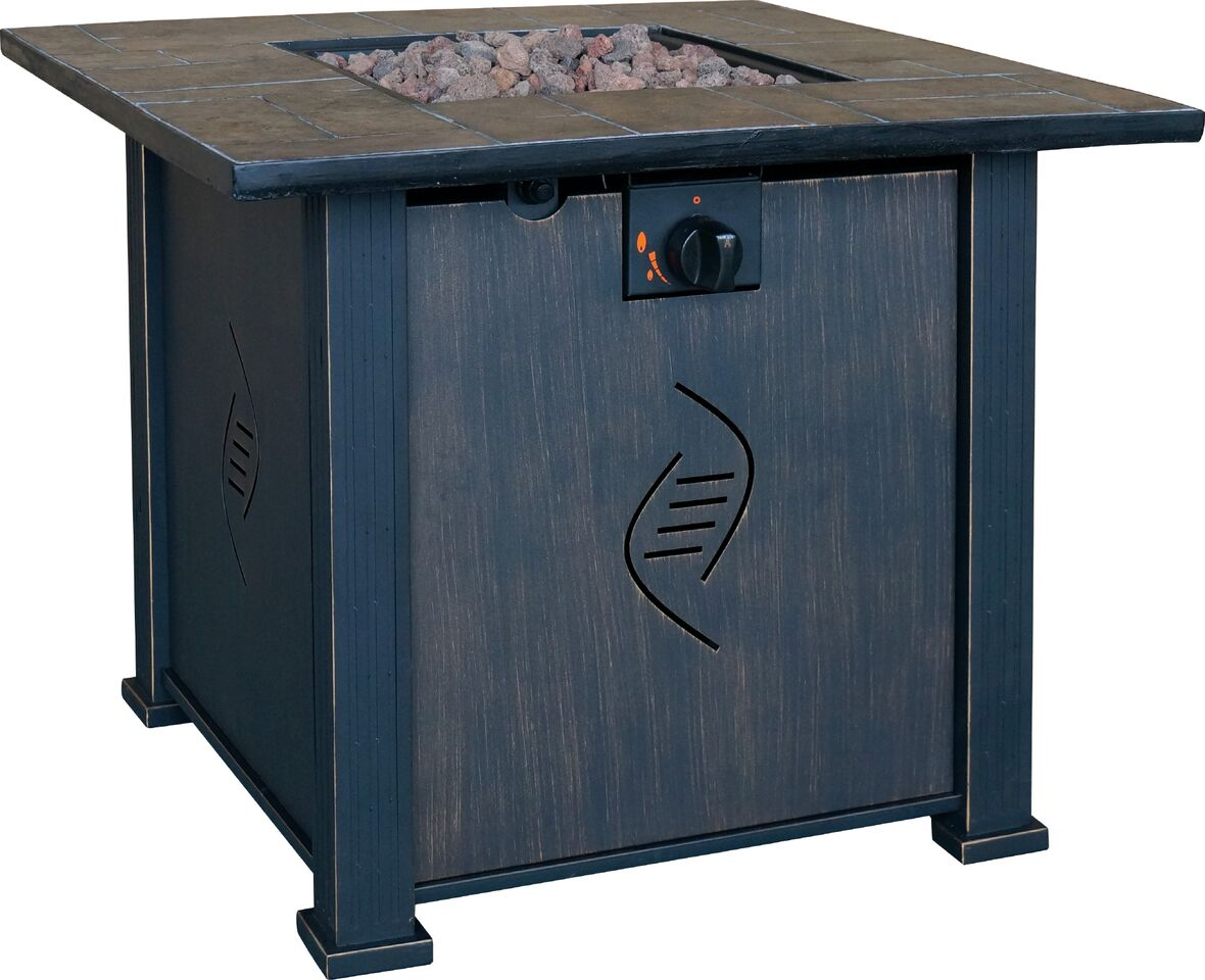 Bond Lari Gas Fire Table