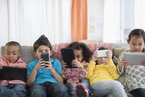 technology is taking over - kids and technology - how to deal