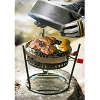 4 piece camp fire grill