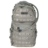 rugged durable military style hydration pack