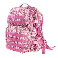Camo Pink Tactical Backpack