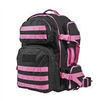 Pink Tactical Backpack