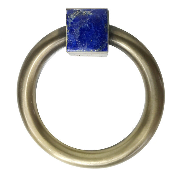 Porter Ring Pull with Gemstone