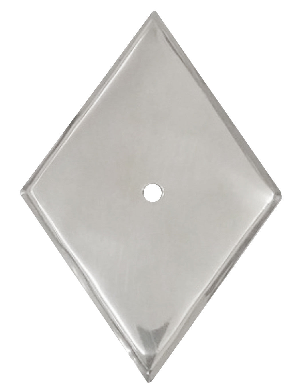 Diamond Backplate - Center Hole