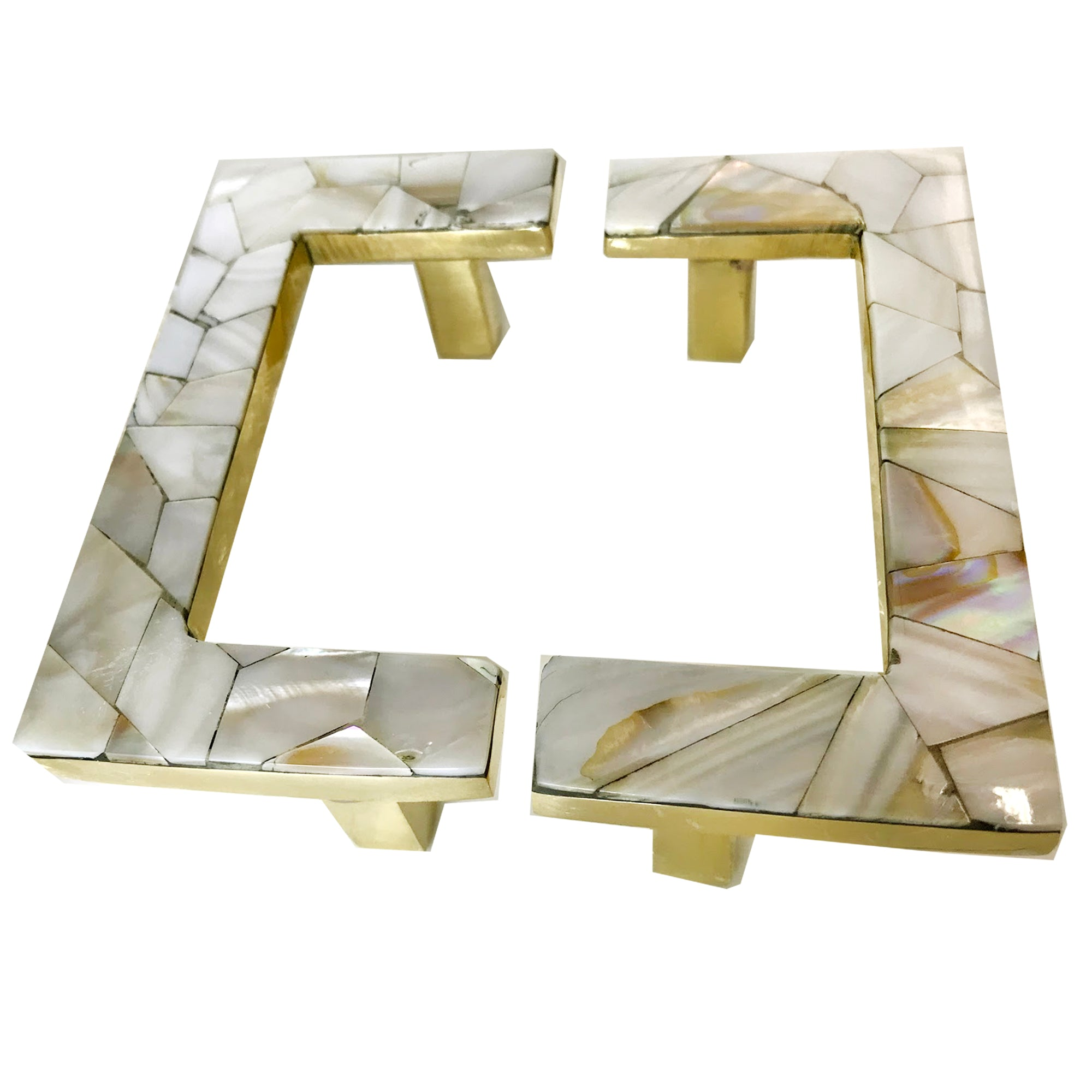 Jacobs Small Square - Mother of Pearl