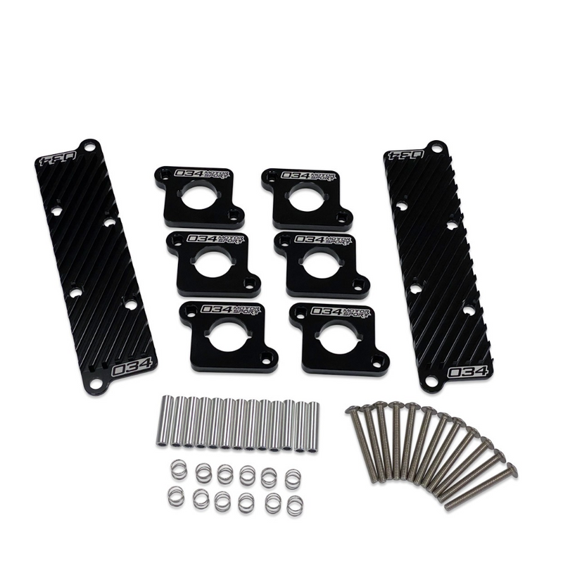 034 Motorsport Billet Coil Pack Hold Down Bracket Kit B5 · C5 2.7T