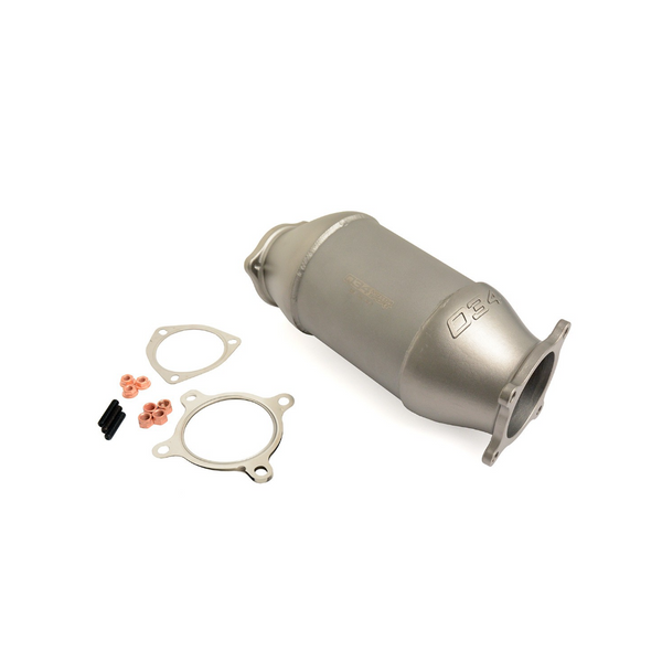 034 Motorsport Cast Racing Catalytic Converter B9 2.0T