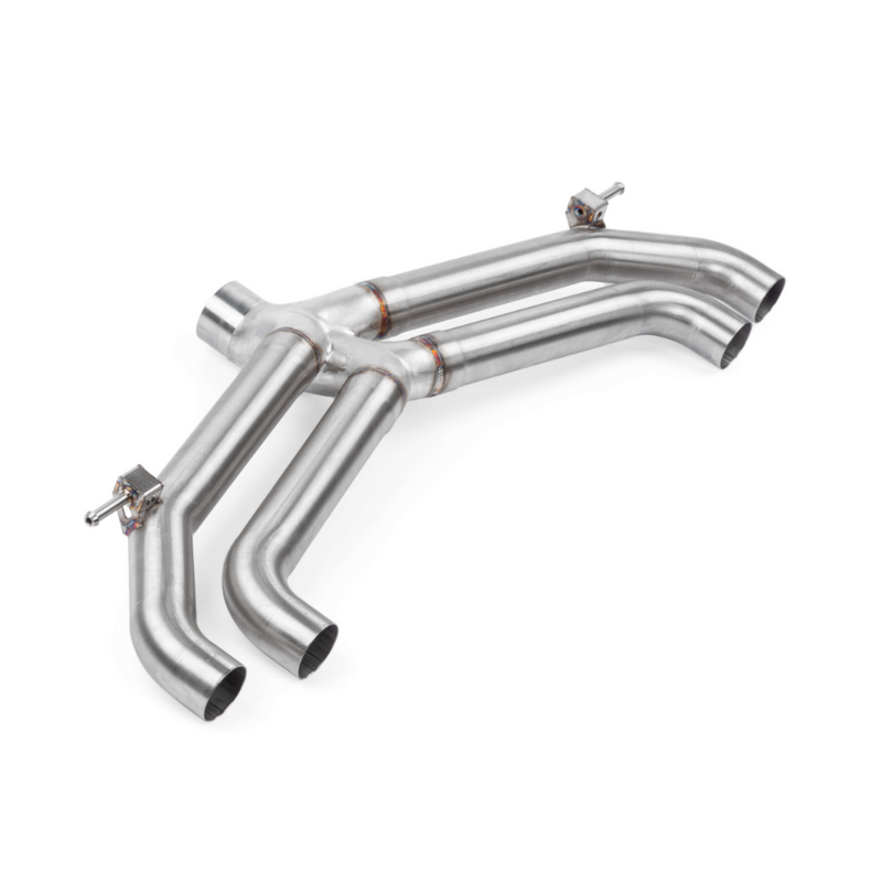 APR Catback Exhaust MK7 · MK7.5 R