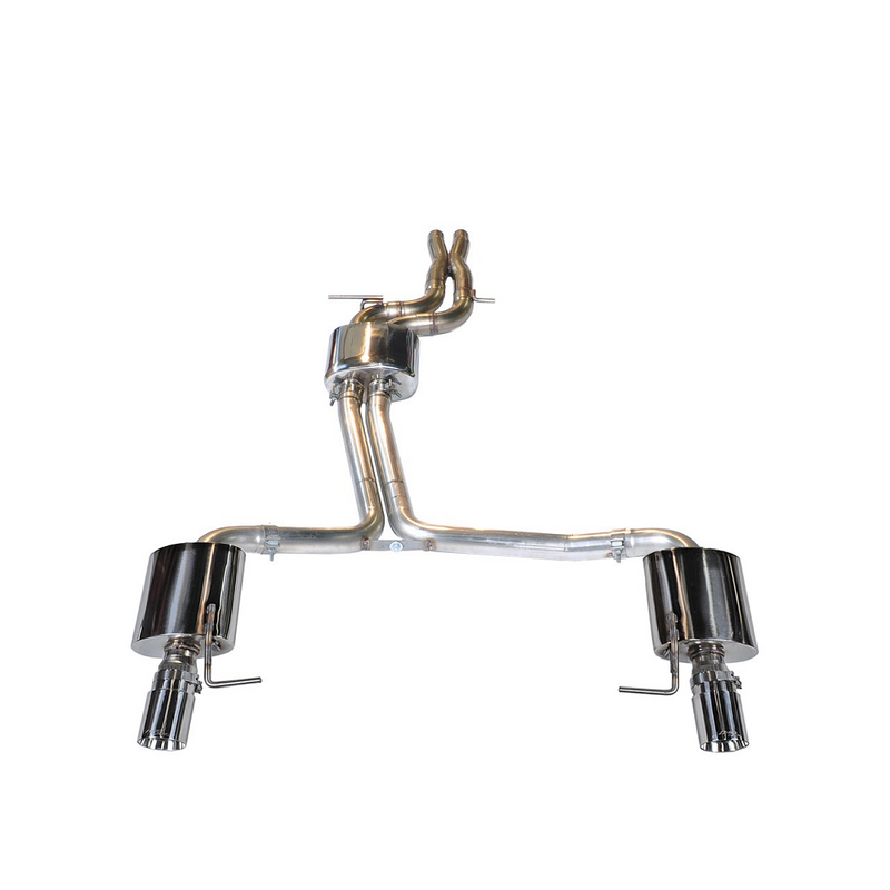 AWE Tuning Touring Exhaust 3.0T C7 A6