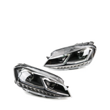 BEC LED Ed's LP Style Headlights MK7.5 2