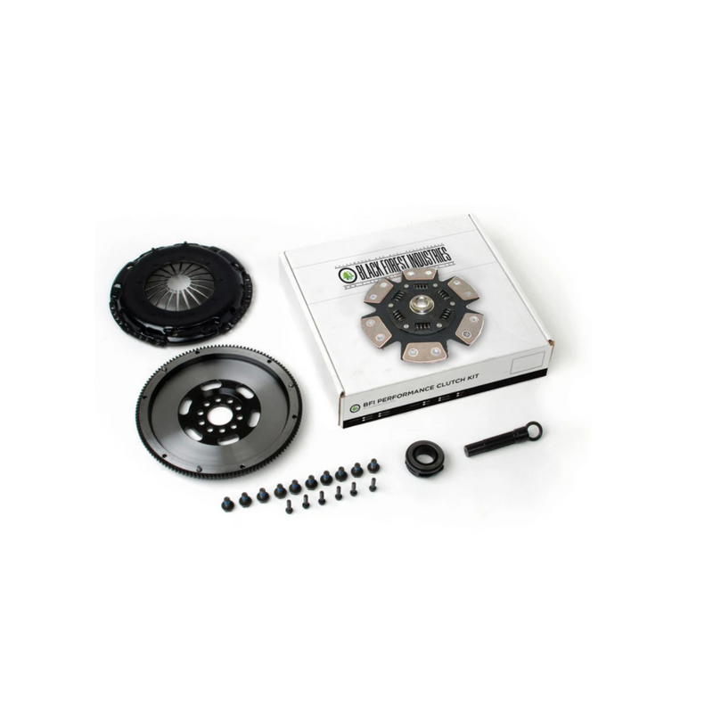 BFI 228mm Longitudinal Clutch Kit and Lightweight Flywheel B5 · B6 A4 · B5 Passat