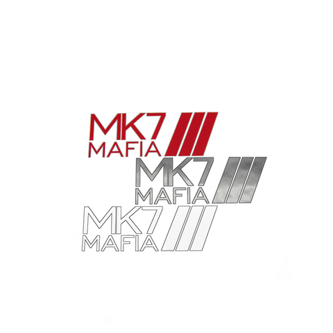 BMP Tuning MK7 Mafia Decal