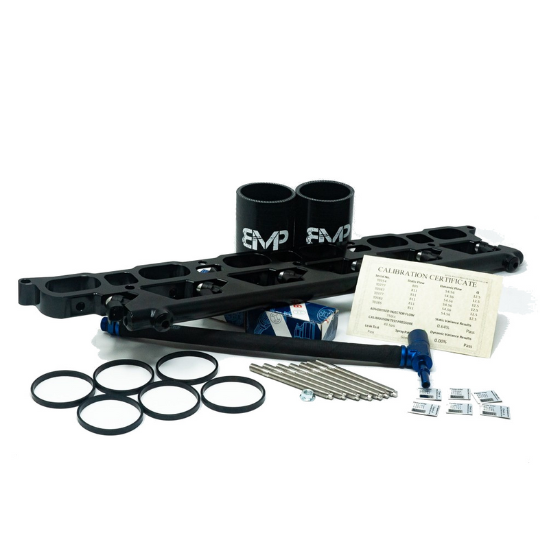 Black Market Parts Port Injection Kit S55