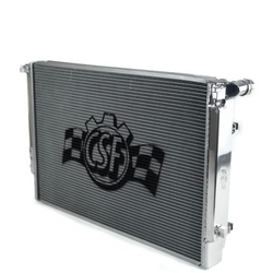 CSF Triple Pass Aluminum Performance Radiator MQB