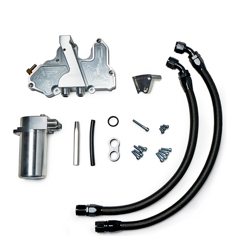 CTS Turbo Catch Can Kit MQB