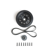 CTS Turbo Supercharger Dual Pulley Upgrade Kit 180mm 3.0T